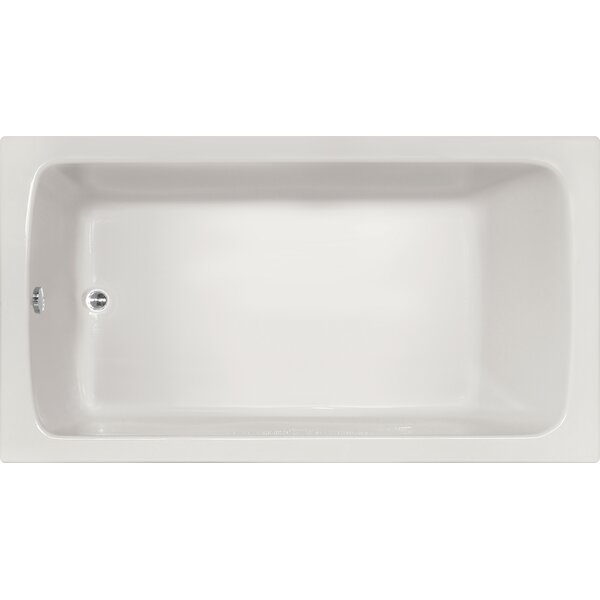 Designer Melissa 72 x 36 Soaking Bathtub by Hydro Systems