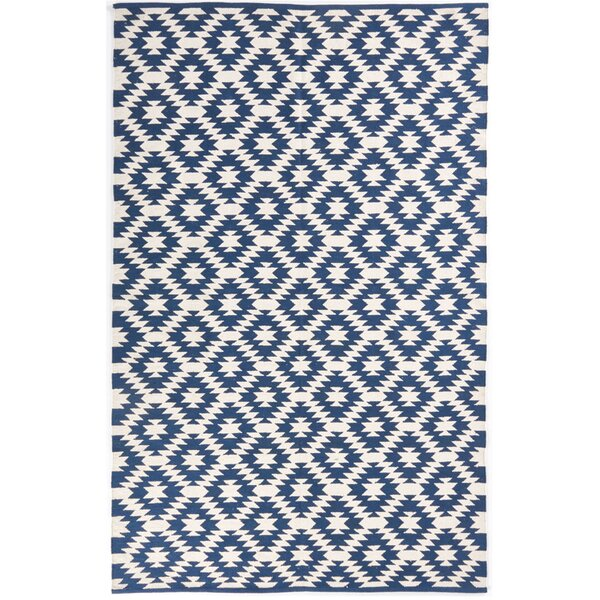 Kursk Blue/Beige Area Rug by Brayden Studio