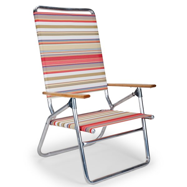Light 'n Easy High Beach Chair by Telescope Casual Telescope Casual