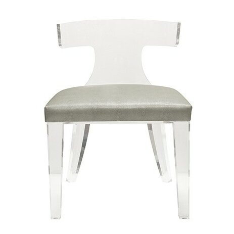 Klismos Side Chair by Worlds Away Worlds Away