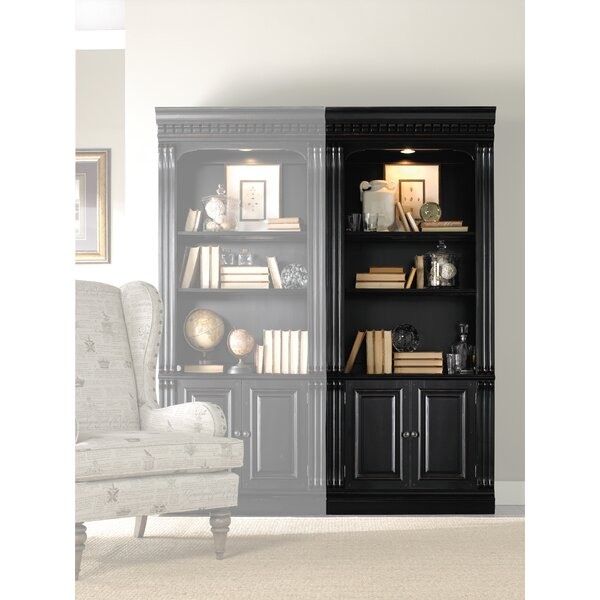 Telluride Bunching Standard Bookcase by Hooker Furniture