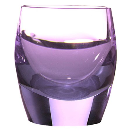 Alexandrite 2.4 oz. Water Glass (Set of 2) by Martinka Crystalware & Lifestyle