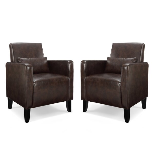 Olivar Armchair (Set of 2) by Modern Rustic Interiors