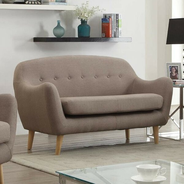 Lyles Loveseat By Union Rustic