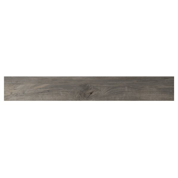8 x 48 Porcelain Field Tile in Balsam Gray by Urban Forest