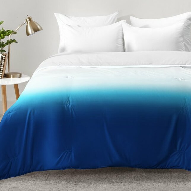 Under The Sea Ombre Comforter Set