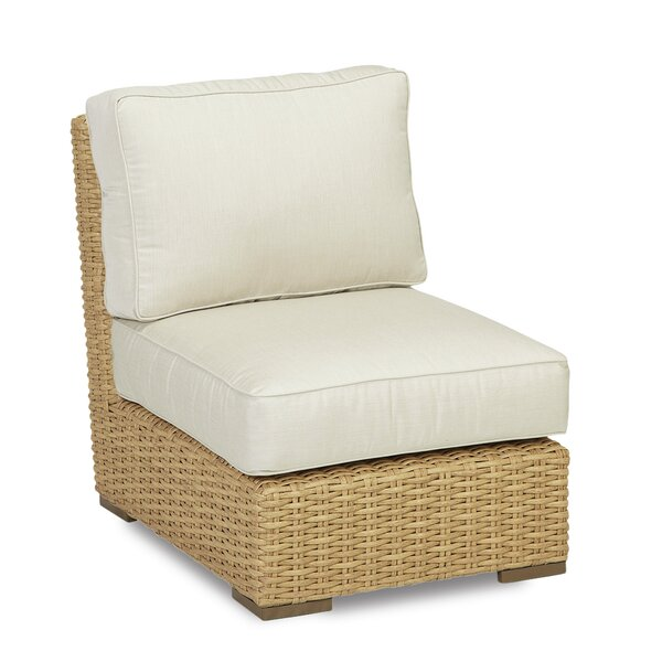 Leucadia Armless Club Chair by Sunset West