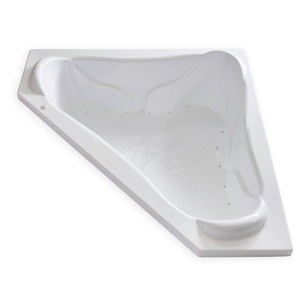 Hygienic Air 72 x 72 Bathtub by Carver Tubs