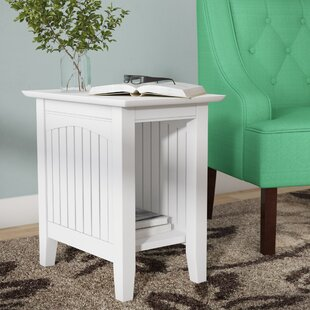 Affordable Orangetown End Table ByThree Posts