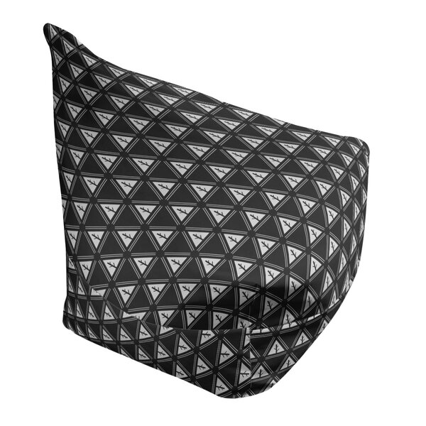 Classic Minimalist Tree Bean Bag Cover By East Urban Home
