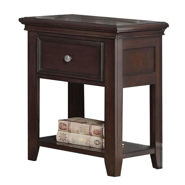 Richason 1 Drawer Nightstand by Red Barrel Studio Red Barrel Studio