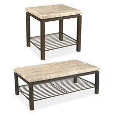 Tempo Coffee Table Set by Bernhardt
