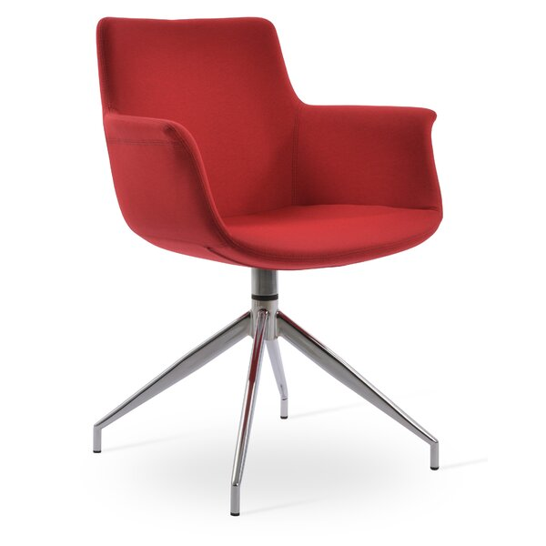 Bottega Armchair by sohoConcept