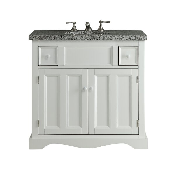 Mulvey 35 Bathroom Vanity Set by Beachcrest Home