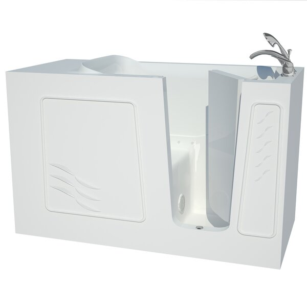 Captains Series 60 x 30 Air Jetted Bathtub by Therapeutic Tubs
