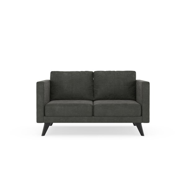 Crosslin Loveseat by Corrigan Studio
