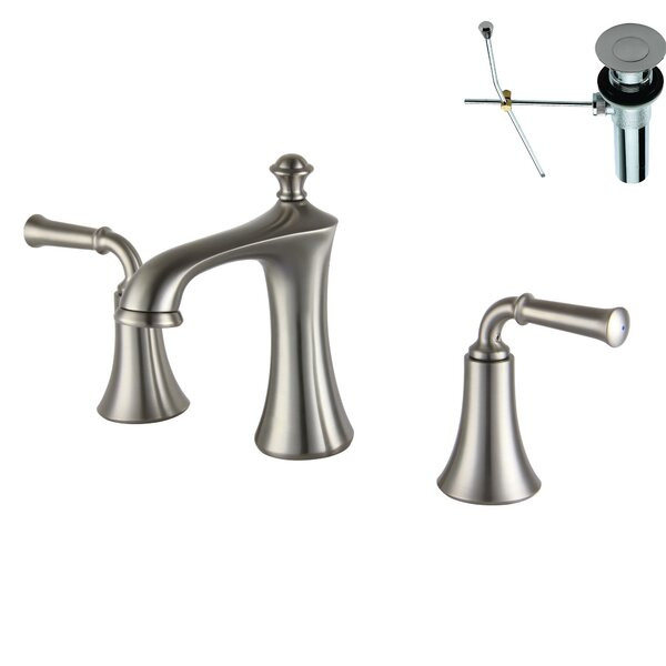 Widespread Bathroom Faucet by Yosemite Home Decor