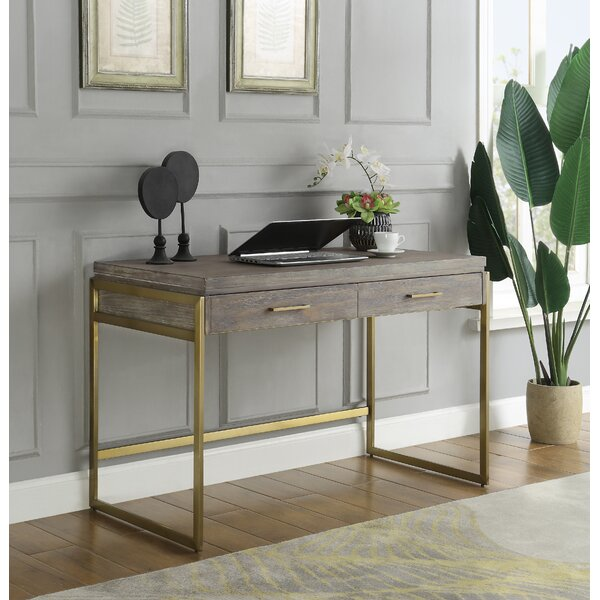 Laforge 2 Drawer Writing Desk by Mercer41