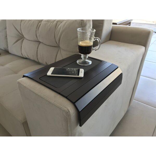 Ringling Base Sofa Arm Tray by Winston Porter