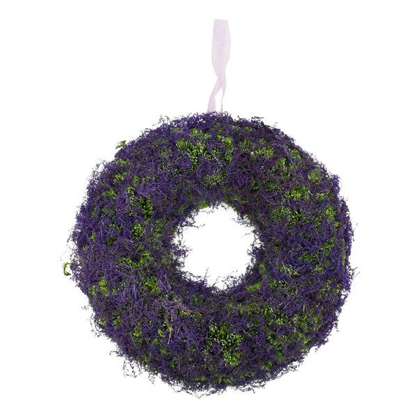 Reindeer Moss and Twig Artificial Spring Floral Wreath by Northlight Seasonal