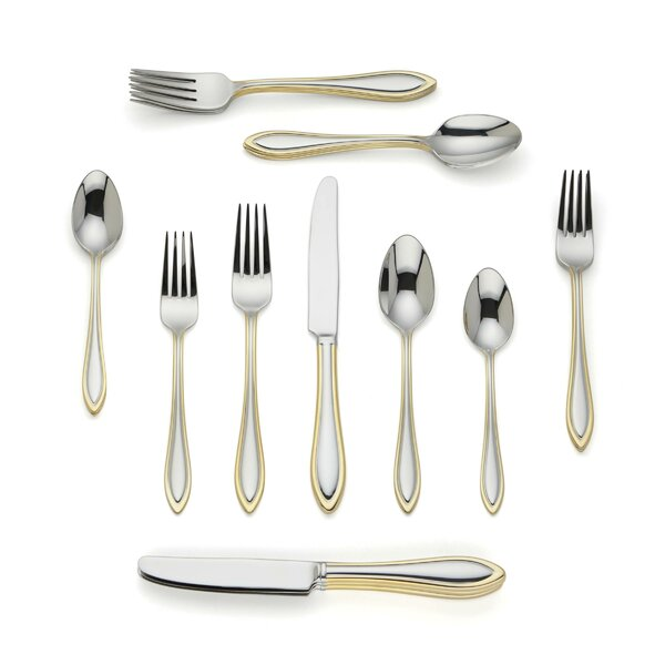 Medford 20 Piece Flatware Set by Lenox