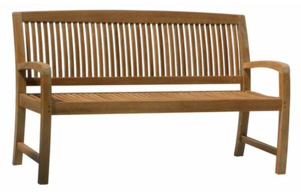 Teak Garden Bench by Aqua Teak