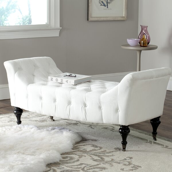 Upholstered Bench By Safavieh