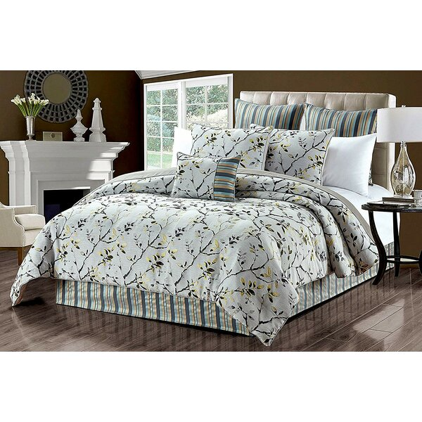 Seiler New Season Home Alexandra Comforter Set