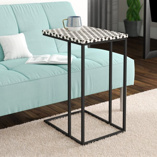 Grondin End Table by Wrought Studio