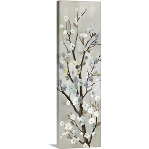 Blossom I by PI Studio Painting Print on Wrapped Canvas by Great Big Canvas