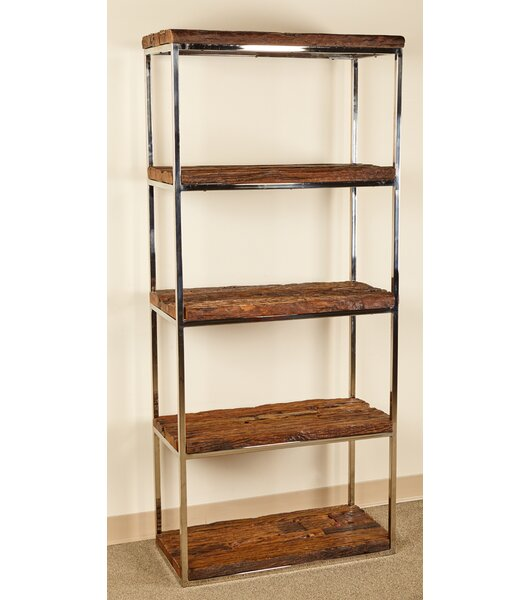 Walden Standard Bookcase by Millwood Pines