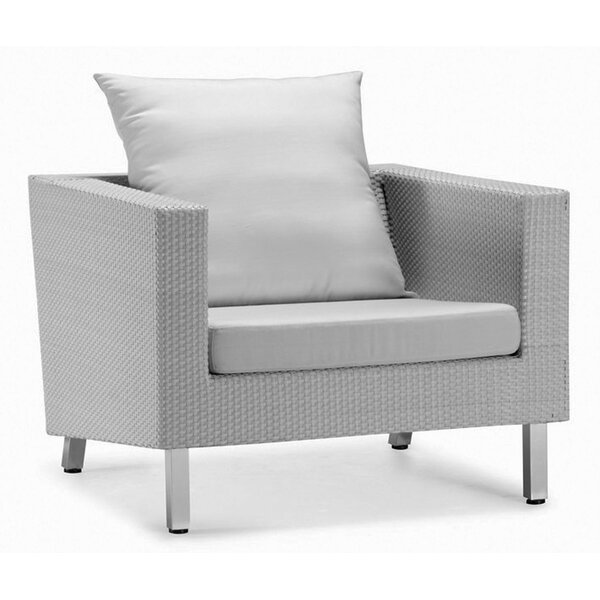 Dreamy Single Sofa with Cushions by 100 Essentials