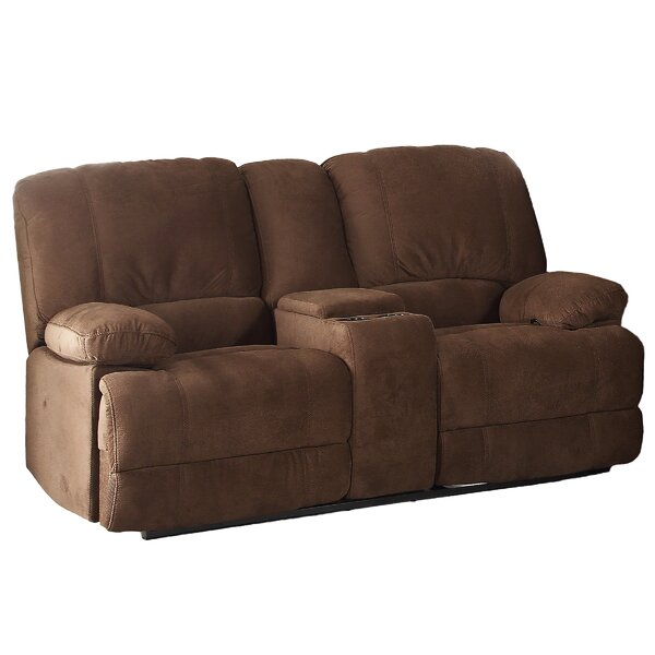 Kevin Living Room Reclining Loveseat by AC Pacific