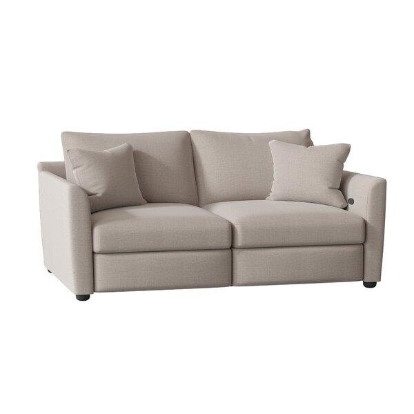 Georgia Loveseat by Wayfair Custom Upholstery™