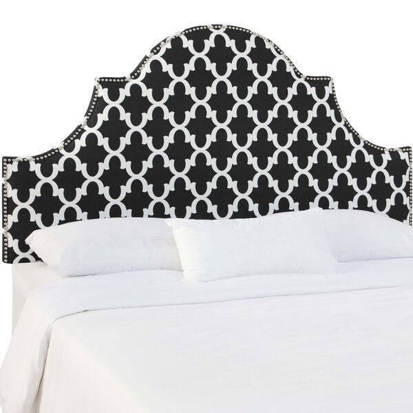 Raunds Upholstered  Panel Headboard by Mercer41