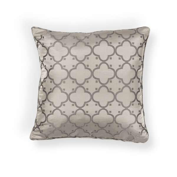 Kendale Lakes Filigree Indoor/Outdoor Throw Pillow by House of Hampton