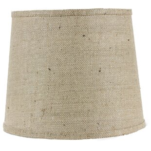 Price Check 16 Linen Drum Lamp Shade By AHS Lighting