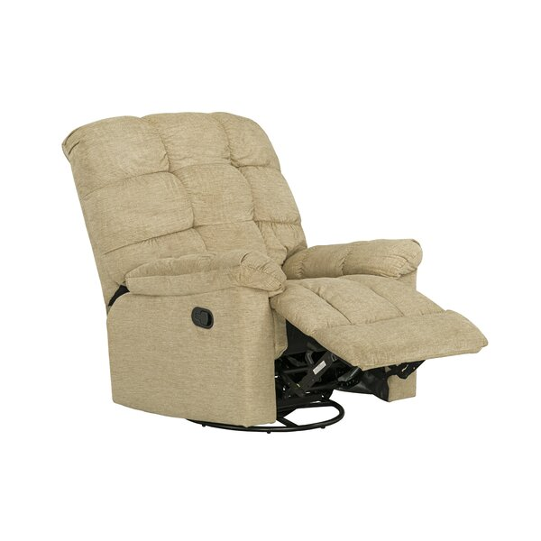 Witzel Manual Glider Recliner [Red Barrel Studio]