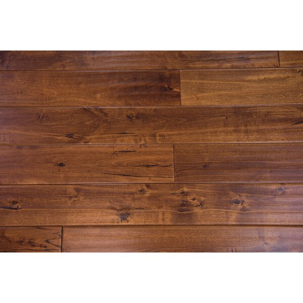 Thames 5 Solid Birch Hardwood Flooring in Toffee by Branton Flooring Collection