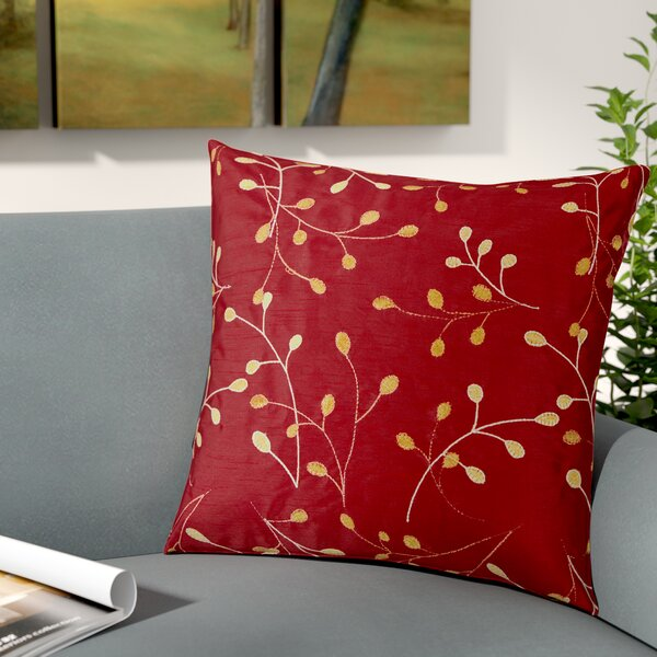 Selby Throw Pillow by Charlton Home