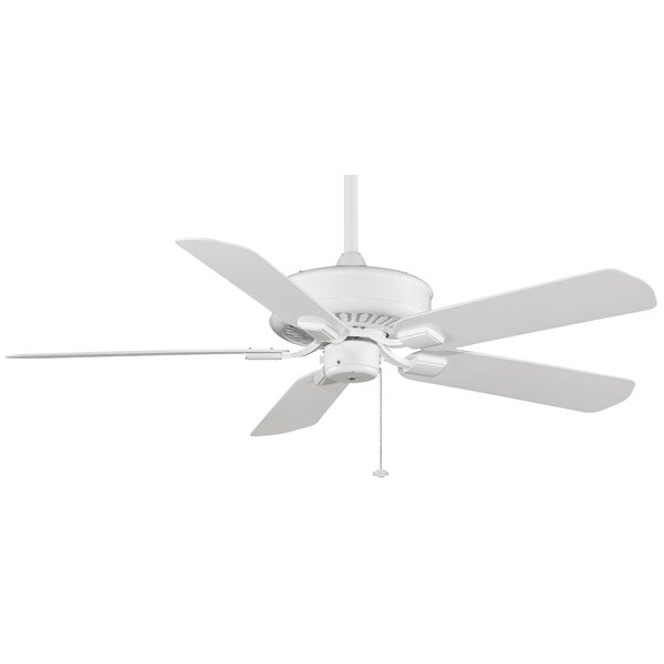 80 Edgewood Wet 5 Blade Ceiling Fan by Fanimation