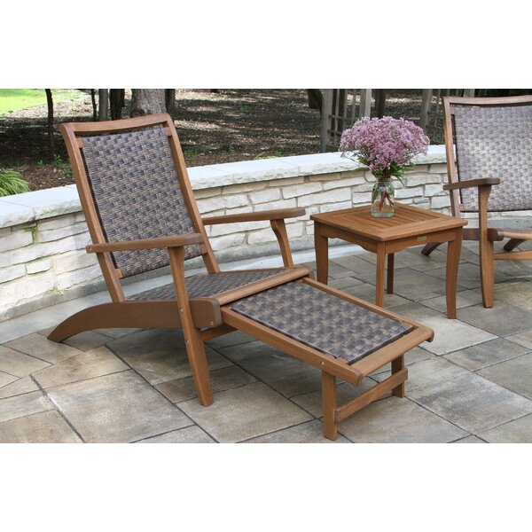 Rhett Lounger Patio Chair by Langley Street