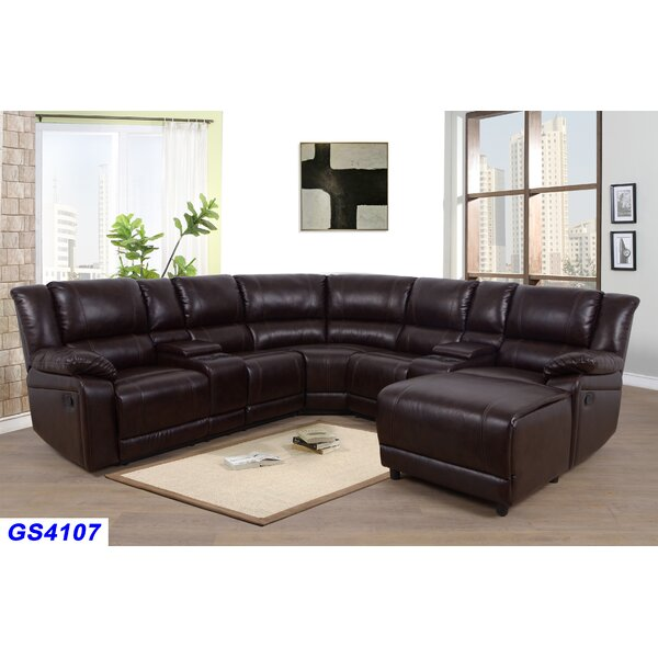 Rudnick Reclining Sectional By Red Barrel Studio Amazing