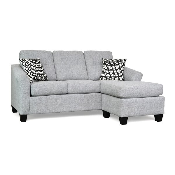 Samuel Right Hand Facing Sectional By Canora Grey