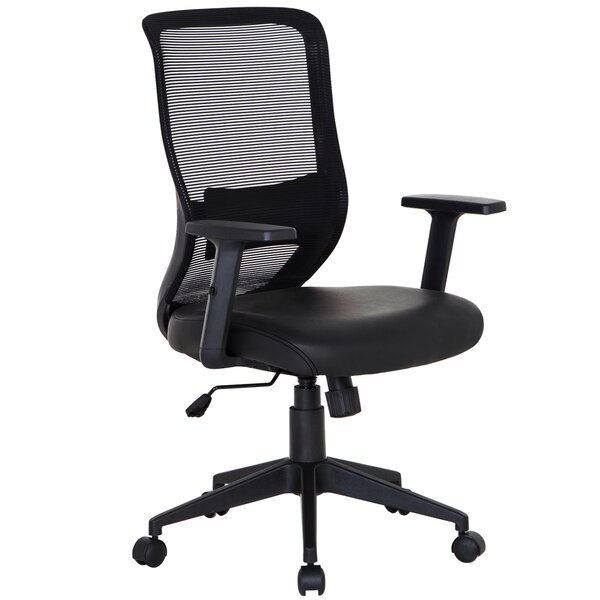 Brannan Articulate Ergonomic Mesh Office Chair by Symple Stuff