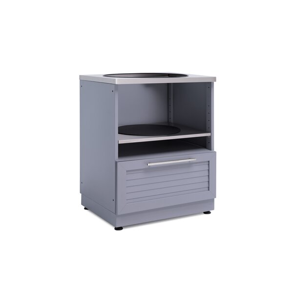 Outdoor Kitchen Kamado Cabinet by NewAge Products