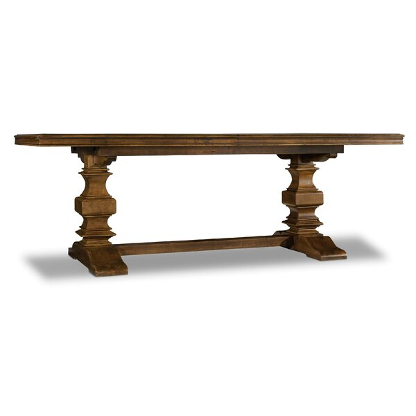 Archivist Trestle Dining Top by Hooker Furniture