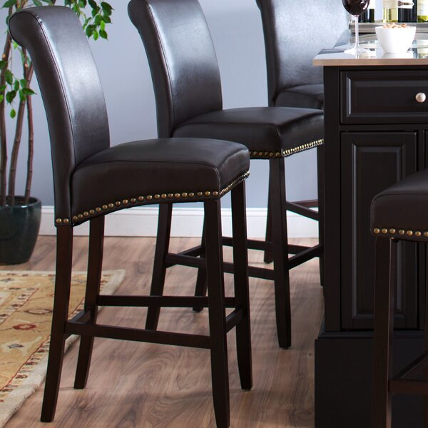 Mather 30 Bar Stool (Set of 2) by Three Posts