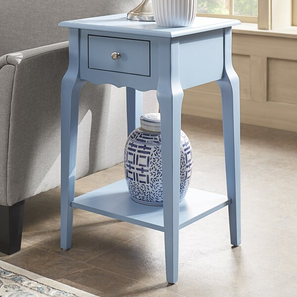Low Price Hague End Table With Storage