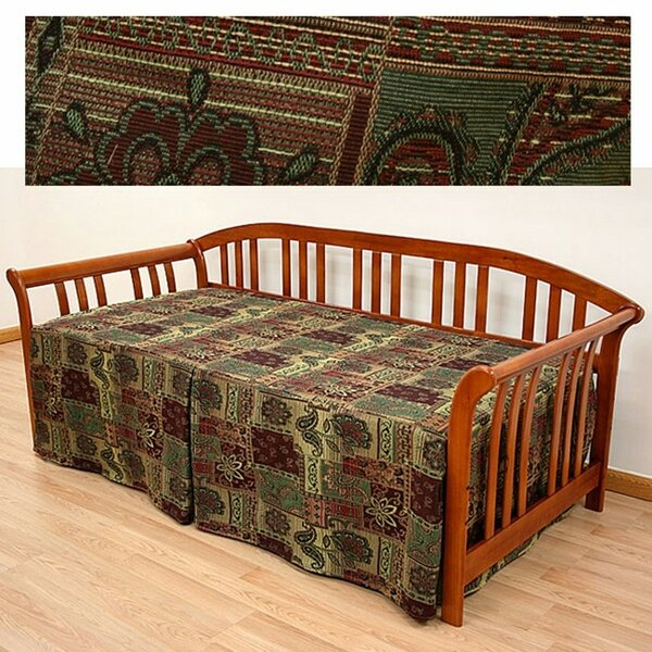 Arabian Box Cushion Daybed Slipcover by Easy Fit